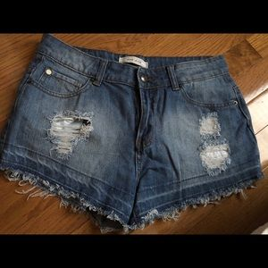 🦋Adam Levine Jeans Shorts🦋